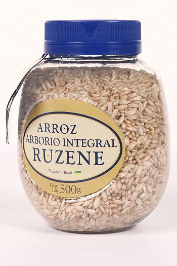 arroz arborio integral
