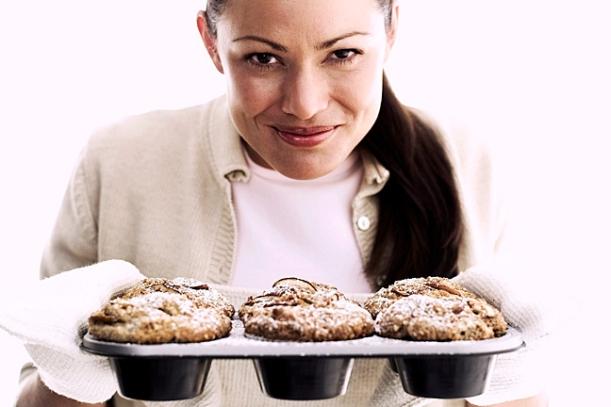 muffin de chia