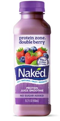 naked smoothie