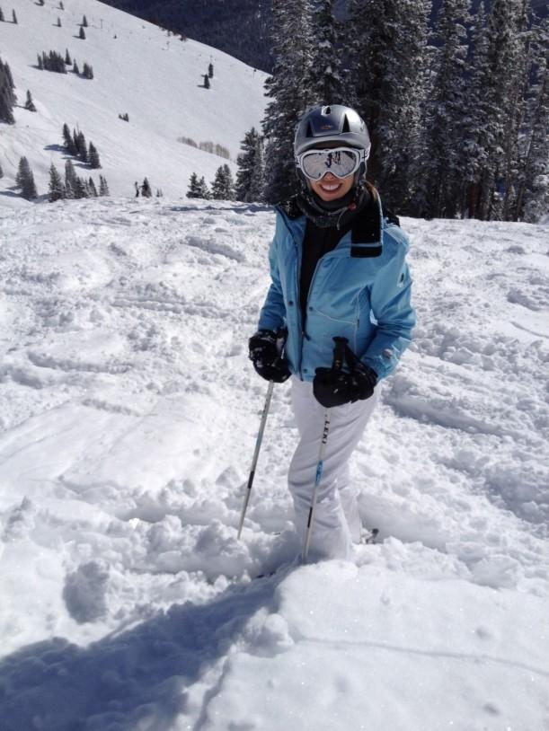 Adriana ski vail