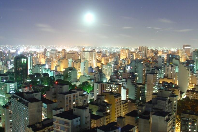 cidade de sao paulo
